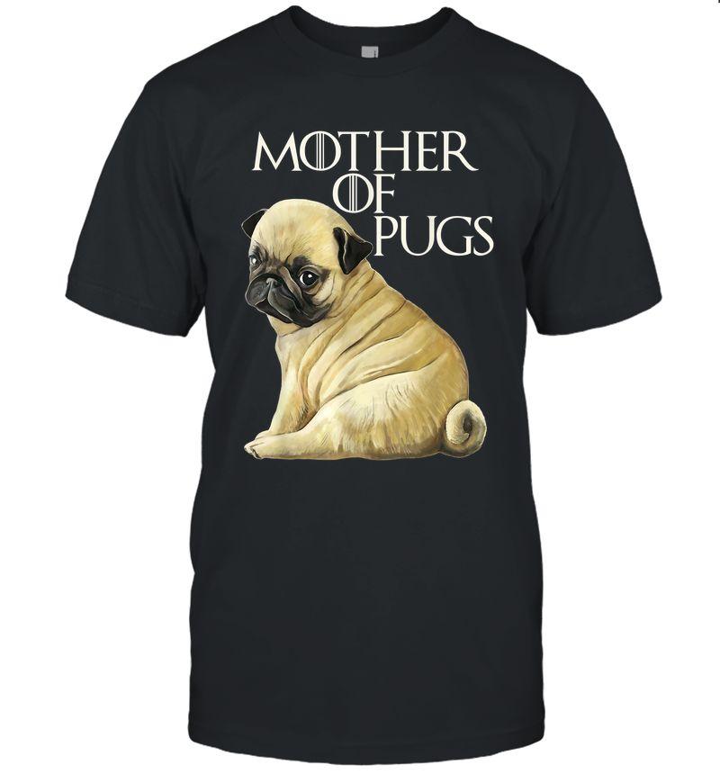 Pug Shirt, Pug Gifts - Dog Lover Gifts, Funny Pug T-Shirt