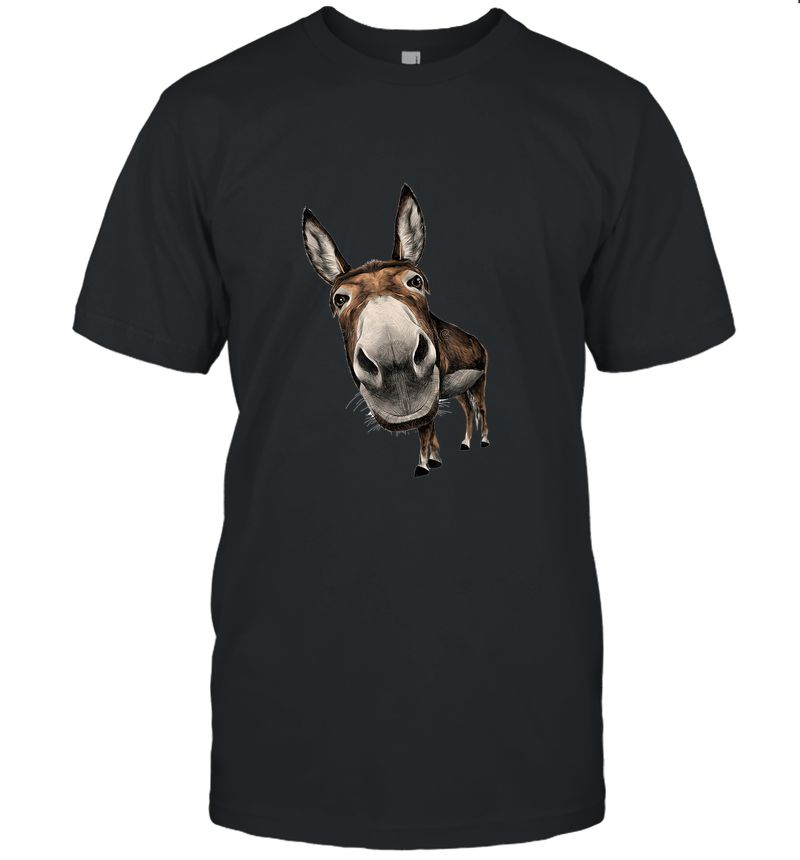 Donkey Face Lovely T-Shirt