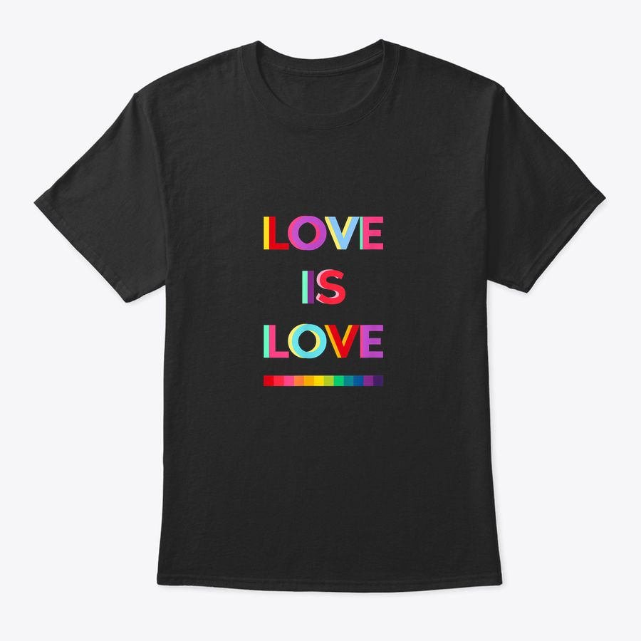 Love Is Love For Pride 2020 T-Shirt