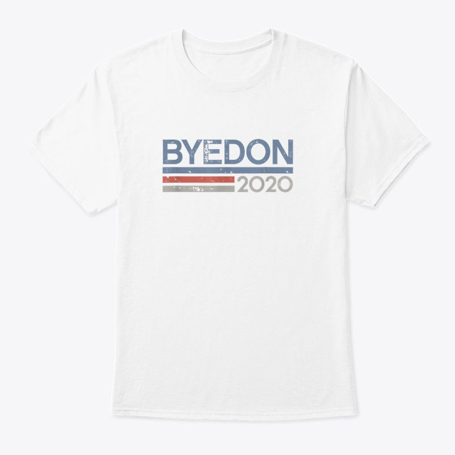 Byedon 2020 Shirt Retro Bye Don 2020 T-Shirt