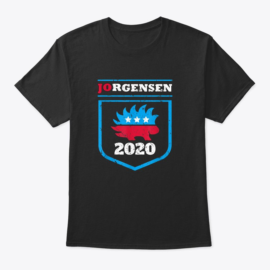Jo Jorgensen 2020 For President Vote Shirt Distressed Design T-Shirt