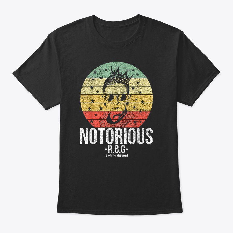 Notorious Rbg Ruth Bader Ginsburg Shirts Political Feminist T-Shirt