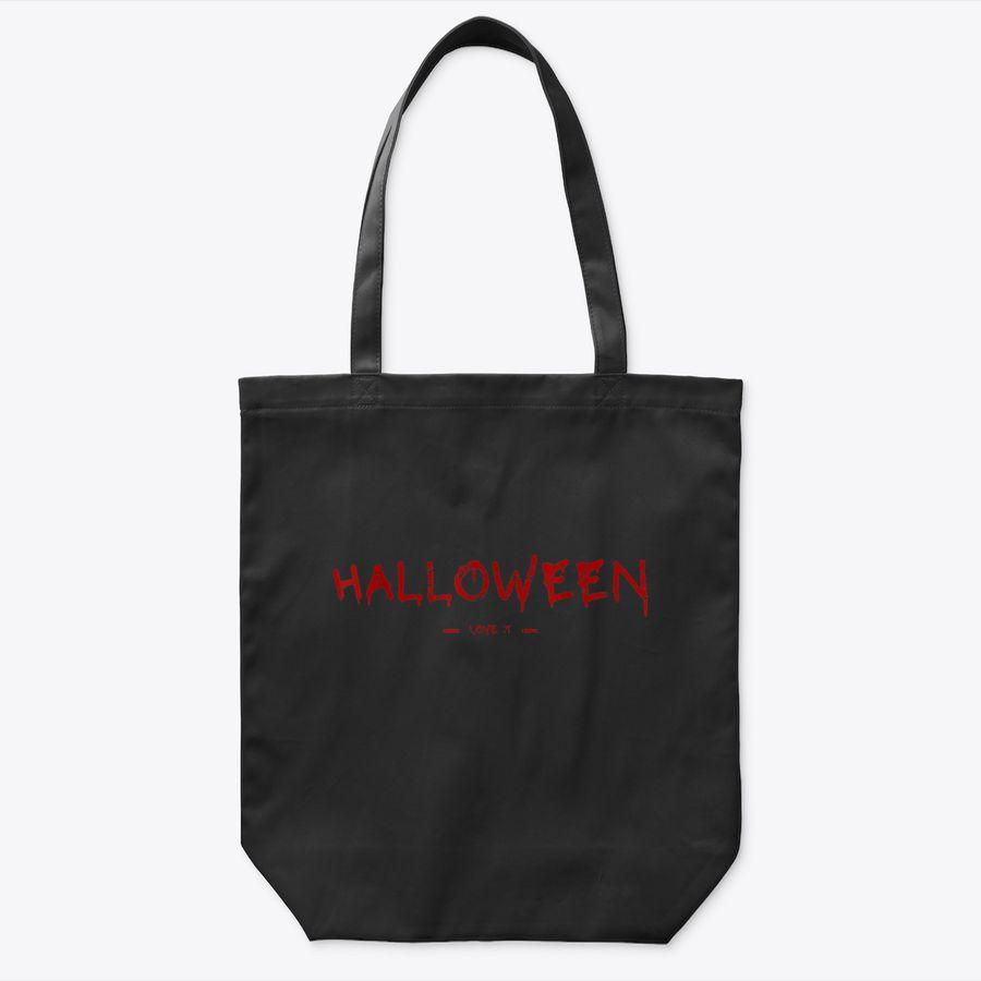 Halloween Love It Tote Bag