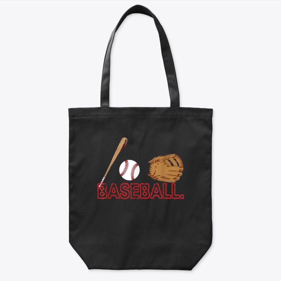 Vintage Baseball Bats, Hats, Glove Gift Those Who Love Sport Tote Bag