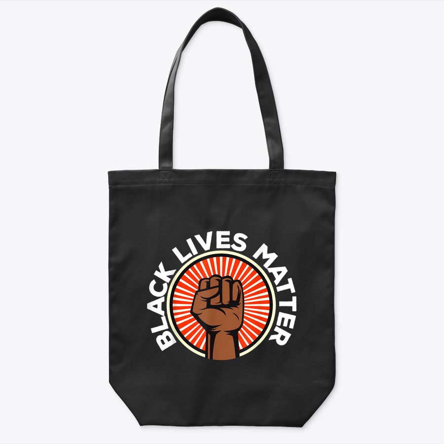 Black Lives Matter Blm, Social Justice  For Activists Tote Bag