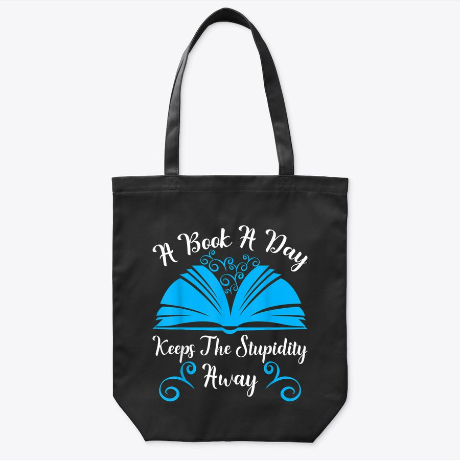 Love Reading Books - Book Learning Tote Bag