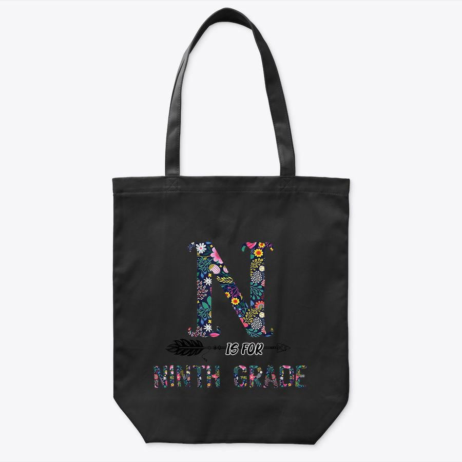 Cute Ninth Grade Teachers Students Hippie Flower Gifts Tote Bag
