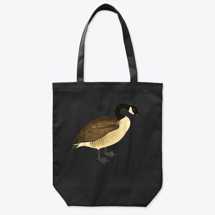 Canada Goose Tote Bag Cute Vintage Graphic Canadian Goose